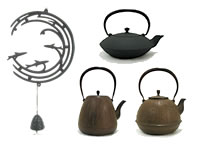 Wabi-Sabi Style of Japanese Ironware